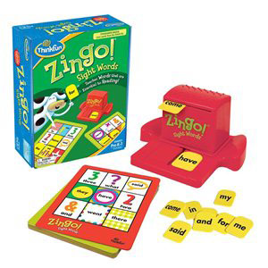 Zingo! Sight Words 1