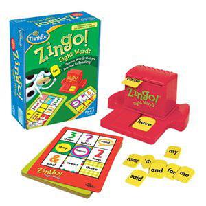 Zingo! Sight Words gra do nauki angielskiego