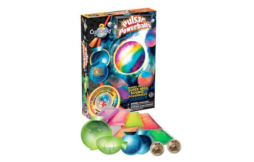 Curiosity Kits Pulsar Powerballs 1