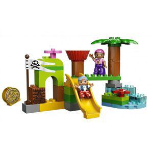 Jake i piraci z Nibylandii klocki dla dzieci LEGO DUPLO