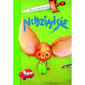 Nudzimisie książka dla dzieci