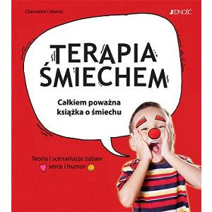 Terapia śmiechem, poważna książka o śmiechu