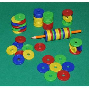 Edukrążki, genialna zabawka dla dzieci