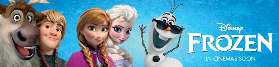 Frozen, Kraina Lodu to nowy film od Disney