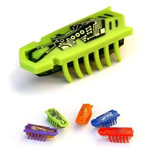 Seria zabawek Mikro roboty Nano od Hexbug