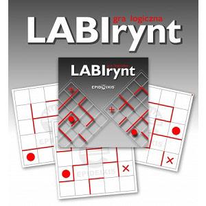 Gra logiczna LABIrynt