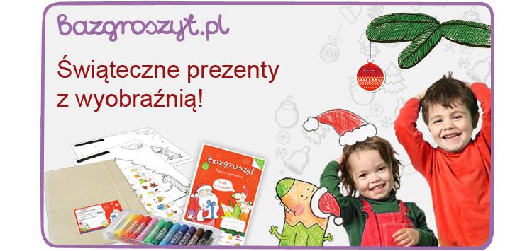Poczuj świąteczny klimat z Bazgroszyt.pl