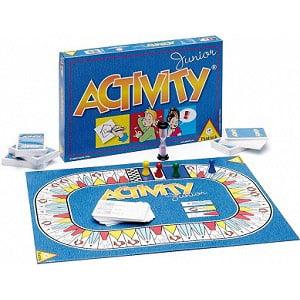 Activity zabawna i emocjonująca gra edukacyjna