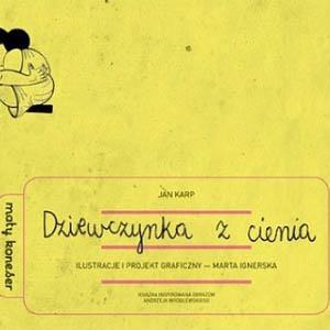 Dziewczynka z cienia, książka dla dzieci