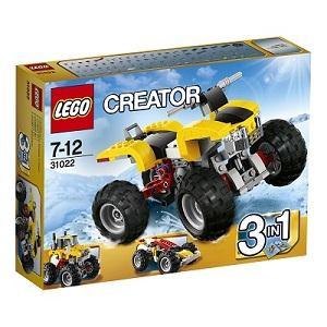 Lego Creator 31022 Turbo Quad