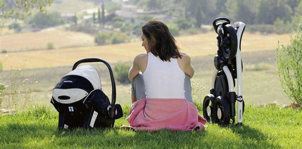 Baby Zen Recaro wózek spacerówka dla dzieci