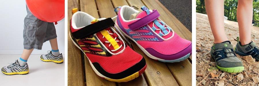 Buty dla dzieci Merrell