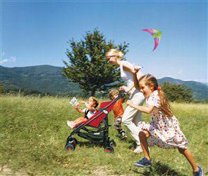 Peg Perego wózki dla dzieci