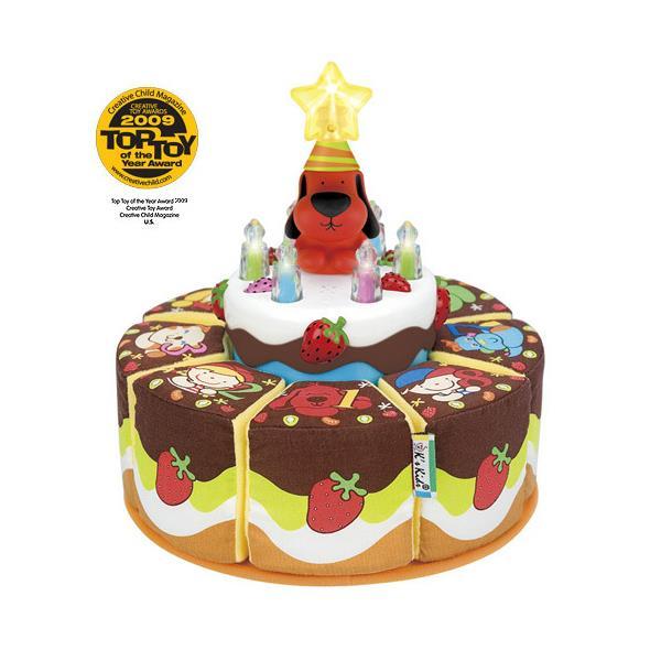 śpiewający tort urodzinowy 1