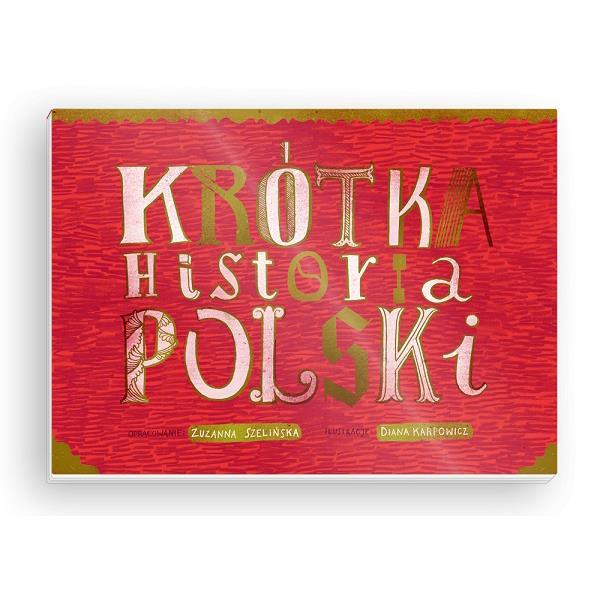 Krótka historia Polski od ZUZU TOYS
