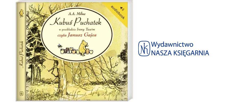 Kubuś Puchatek, audiobook