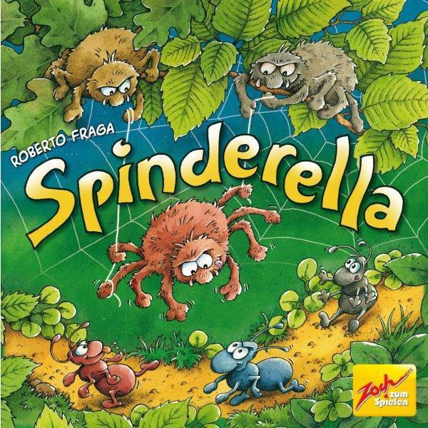 Spinderella