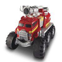 Smokey the Fire Truck - wóz strażacki z zabawnymi funkcjami