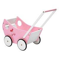 Stylowy wózek dla lalek