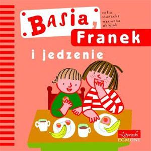Basia, Franek - seria książek wydawnictwa Egmont