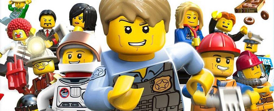 Lego City - zbuduj własną metropolię