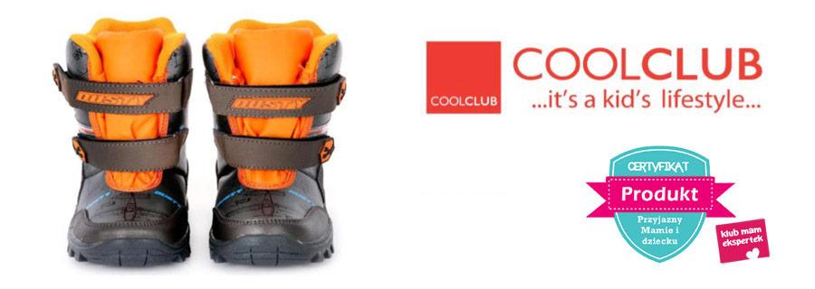 Obuwie dziecięce Cool Club Smyk