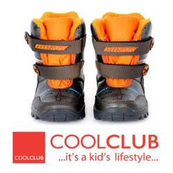 Obuwie dziecięce Cool Club