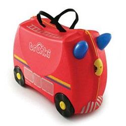 Trunki jeżdżąca walizka dla dzieci