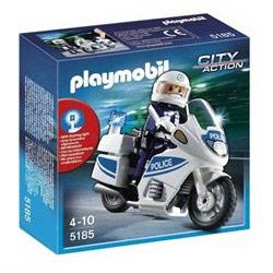 Seria Playmobil Policja