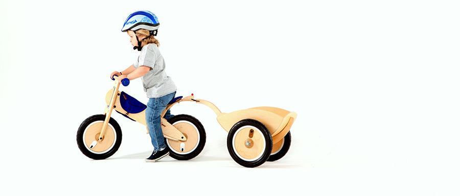 Akcesoria do rowerów dla dzieci