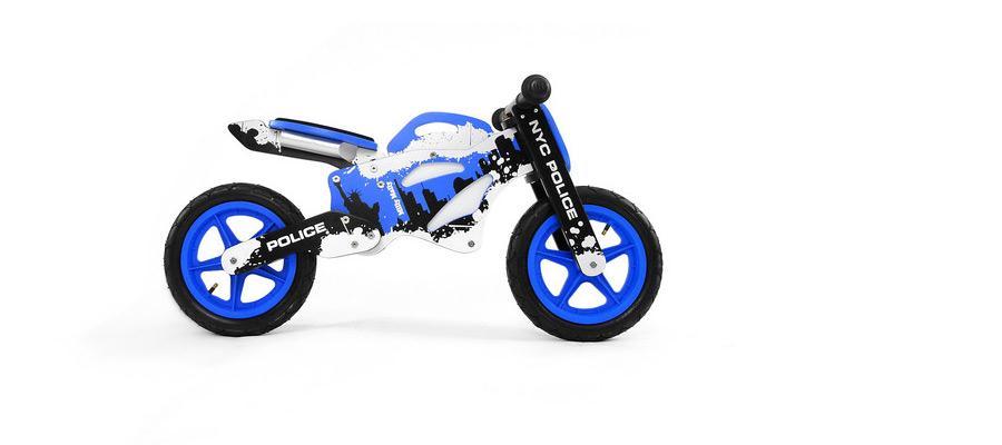 Milly Mally GTX rowerek biegowy