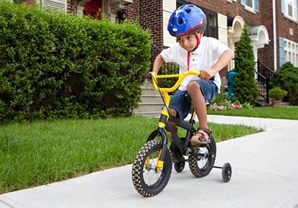 Jak wybrać rowerek dla dziecka?