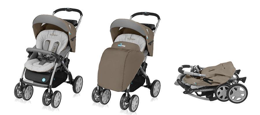 Wózek Baby Design SPRINT