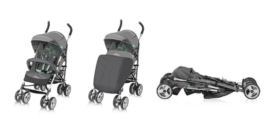 Wózek Baby Design TRAVEL