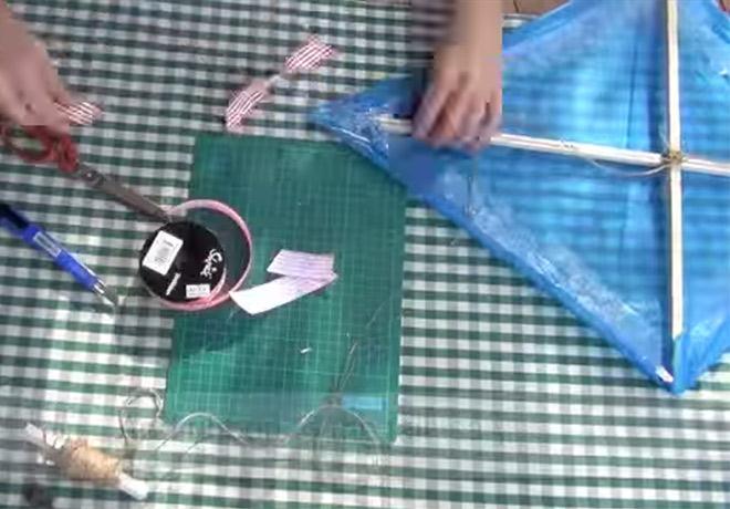 Jak zrobić latawiec