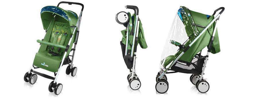 Wózek Baby Design Handy