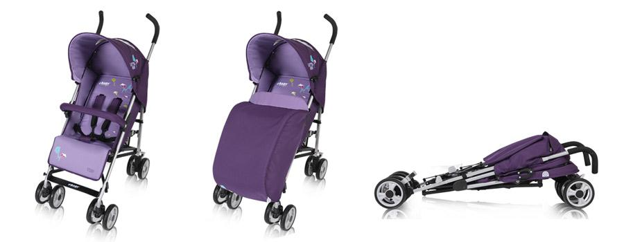Wózek Baby Design TRIP