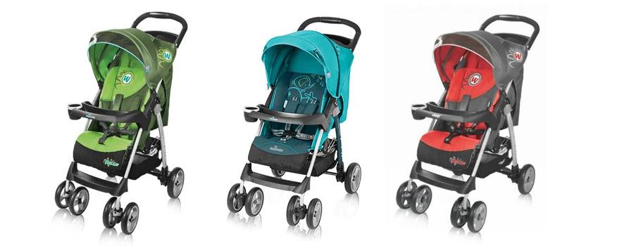 Wózek Baby Design Walker