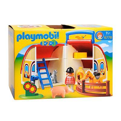 Playmobil 1.2.3 6778