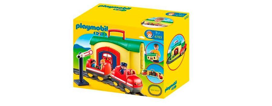 Playmobil 6783 Moja przenośna kolejka