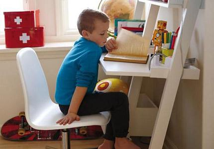 Miejsce do nauki dla dziecka - porady architekta