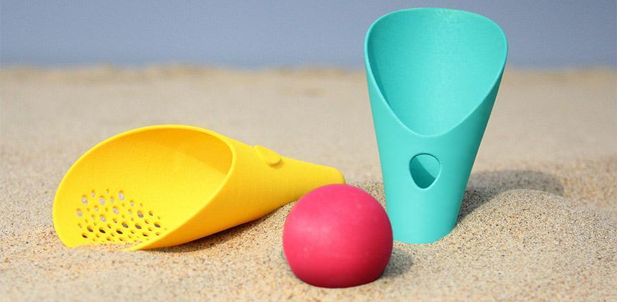 Cuppi zabawki do piasku