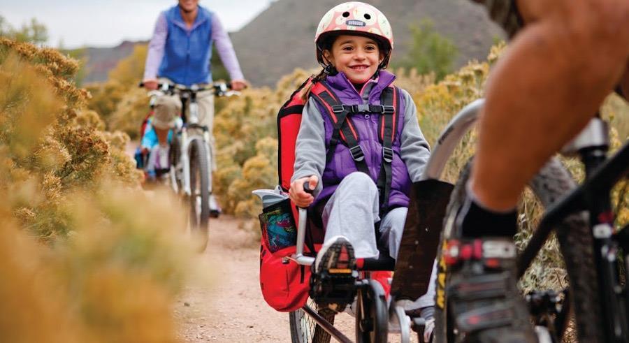 Ranking przyczepek rowerowych dla dzieci
