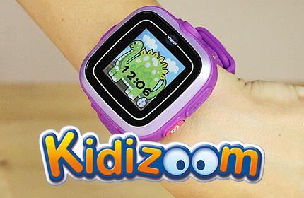 Kidizoom Camera Smart Watch - interaktywny zegarek dla dzieci