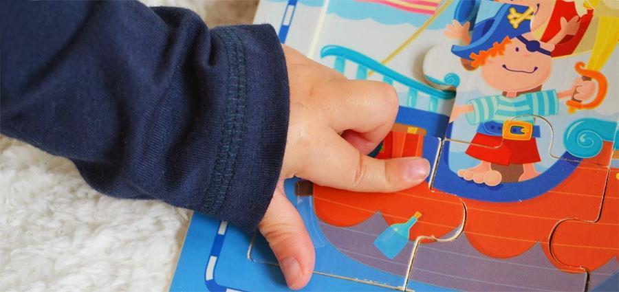 Top zabawek pod choinkę dla dwuletniego dziecka