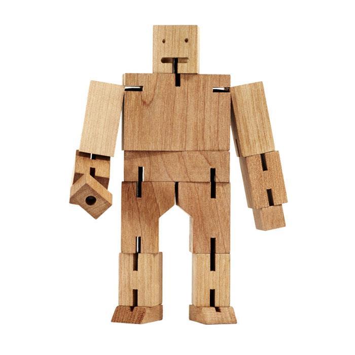 Cubebot - Robot z drzewa