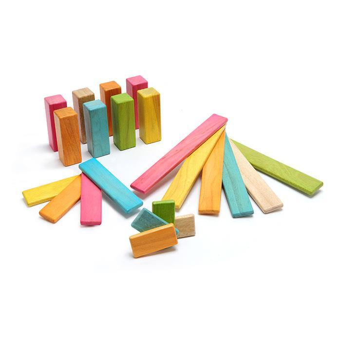 Tegu - Magnetyczne drewniane klocki dla dzieci