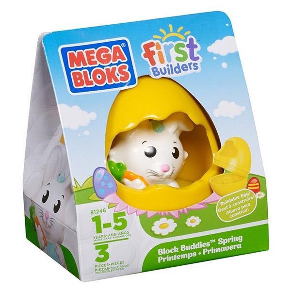 Klocki, Wielkanocne Jajka - Mega Blocks