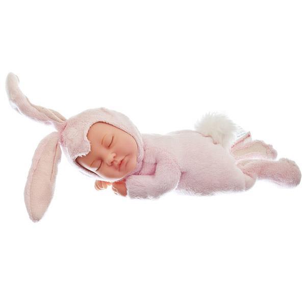 Śpiący króliczek, lalka 9, 22,5 cm - Anne Geddes