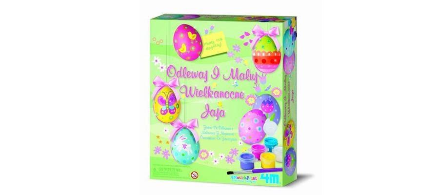 Ozdoby Wielkanocne, zestaw kreatywny - 4M